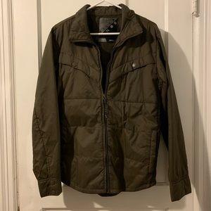 Men's Billabong Jacket, Olive Green, S